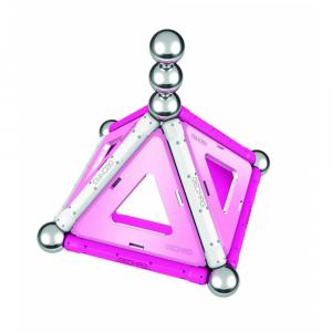 Set de constructie magnetic Geomag Pink 22 piese [5]
