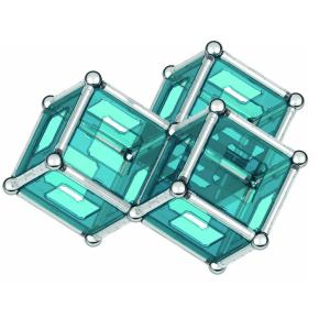 Set de constructie magnetic Geomag PRO-L 110 piese [2]
