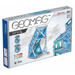 Set de constructie magnetic Geomag PRO-L 110 piese [0]