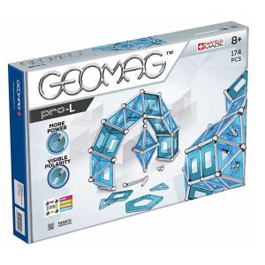Set de constructie magnetic Geomag PRO-L 174 piese [0]