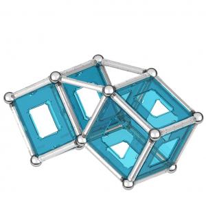 Set de constructie magnetic Geomag PRO-L 75 piese2