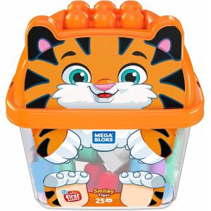 Set de constructie Mega Bloks Tigrul zambaret [0]
