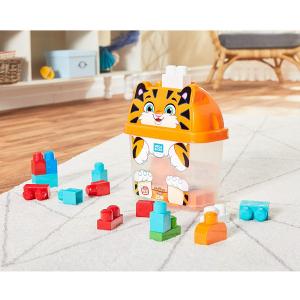 Set de constructie Mega Bloks Tigrul zambaret [1]