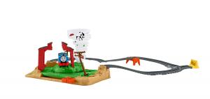 Set sine si locomotiva Thomas Twisting Tornado [1]