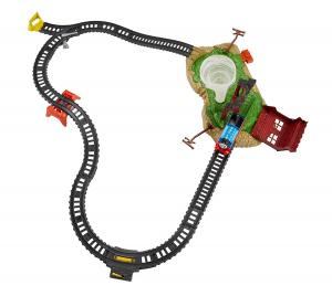 Set sine si locomotiva Thomas Twisting Tornado [3]