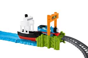 Set sine si locomotiva Thomas & Friends Boat and Sea7