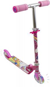 Trotineta copii D'arpeje Barbie Dreamtopia cu lumini LED [4]