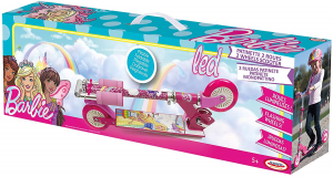 Trotineta copii D'arpeje Barbie Dreamtopia cu lumini LED [2]