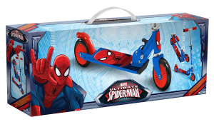 Trotienta pliabila Stamp Spiderman2