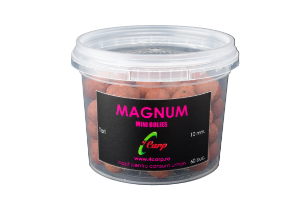 Mini Boilies Magnum 10 mm 0