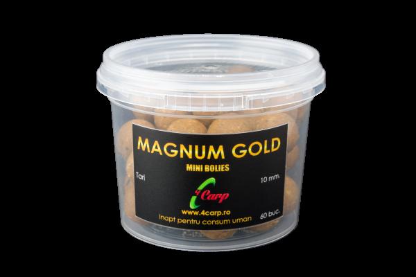 Mini Boilies Magnum Gold 10 mm 0