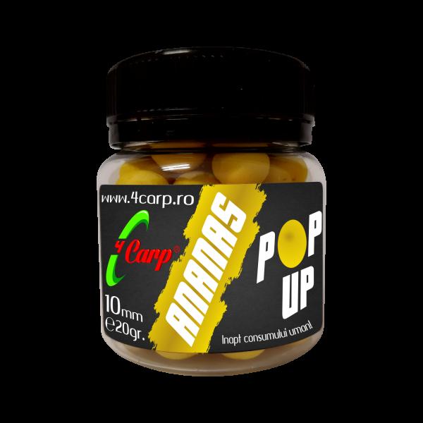 Pop-up Pineapple & N-Butyric 10 mm 0