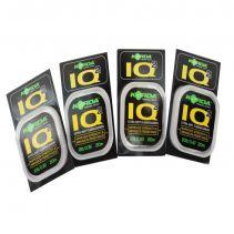 Fir Fluorocarbon Korda IQ2 Extra Soft 20m0