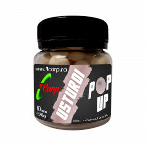 Pop-up Garlic 10 mm1