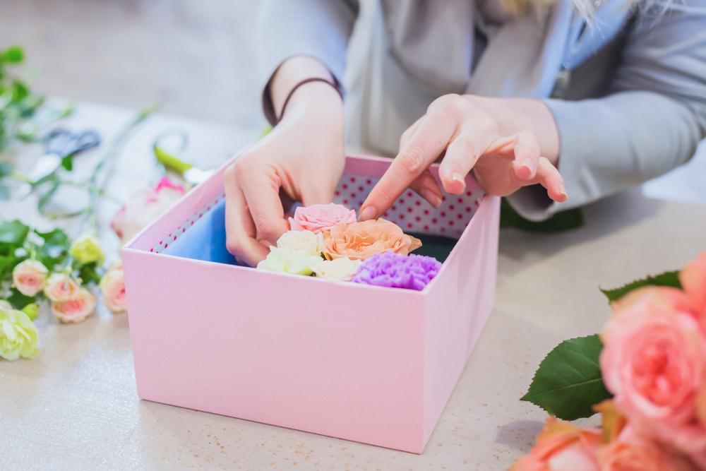 Idei de cadouri handmade: Aranjamentele florale personalizate