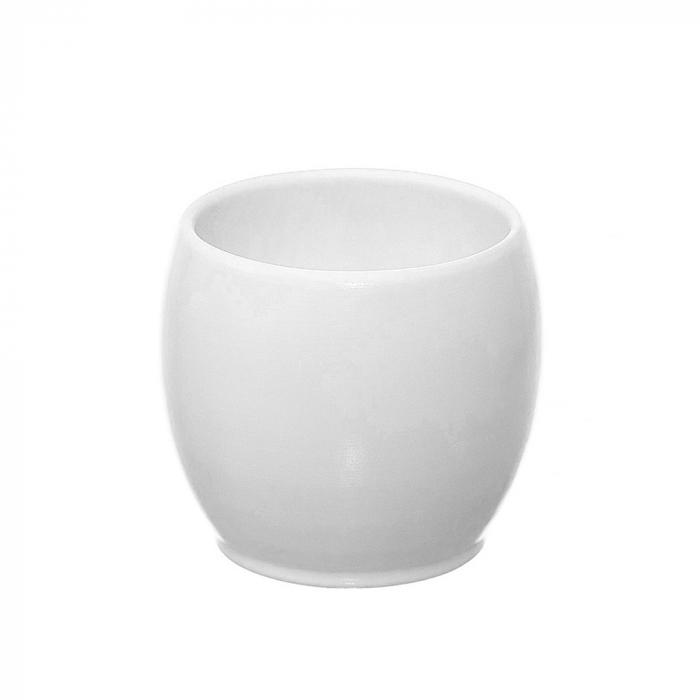 Ceramica 12 cm bol alb [0]