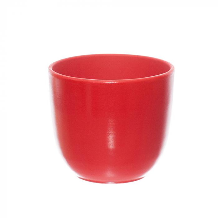 Ceramica 12 cm rosu [0]