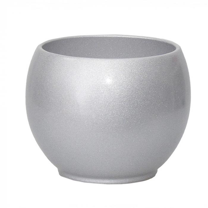 Ceramica 15 cm argintiu [0]