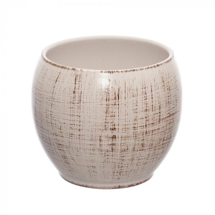 Ceramica 15 cm crem bicolor [0]