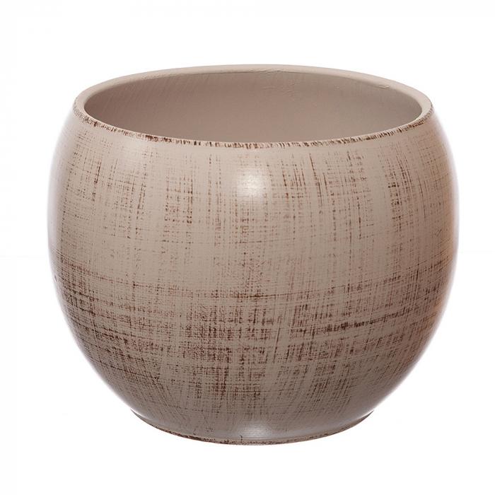 Ceramica 25 cm crem bicolor [0]