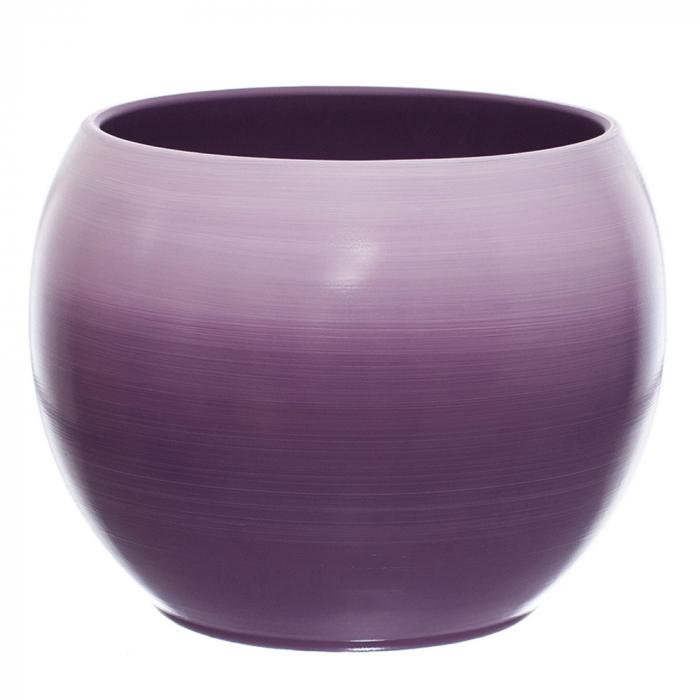 Ceramica 25 cm mov bicolor [0]