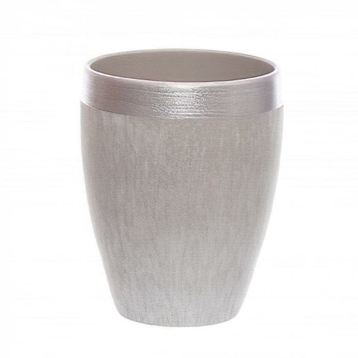 Ceramica orhidee argintiu [0]