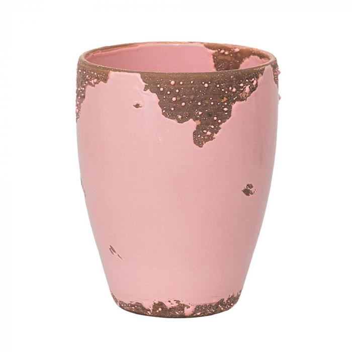 Ceramica orhidee roz vintage [0]
