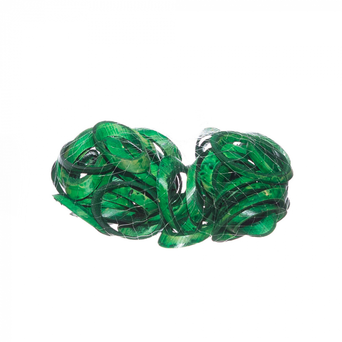 Bamboo ring oval green [0]