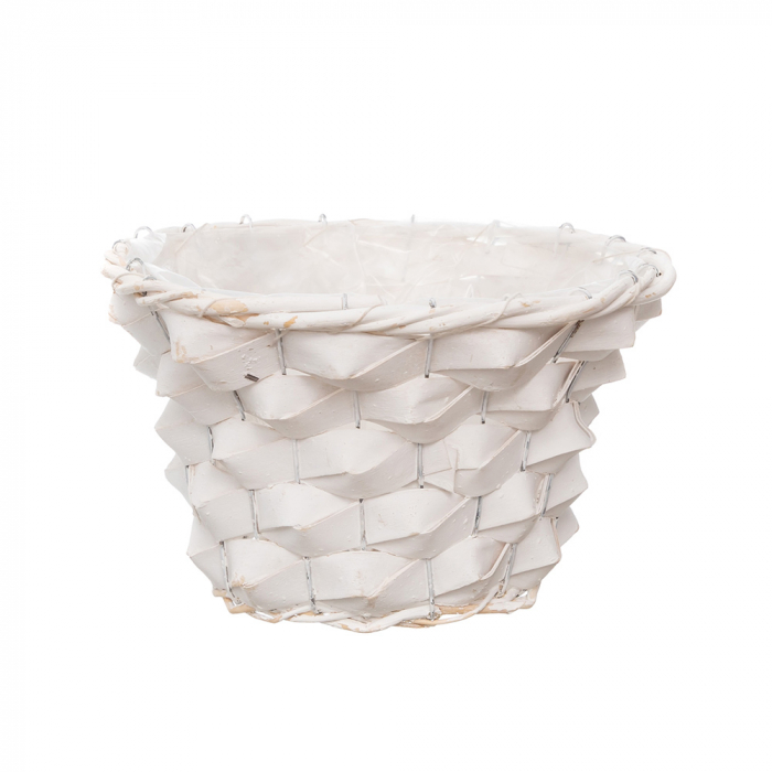 Cos rachita alb fara toarta [0]