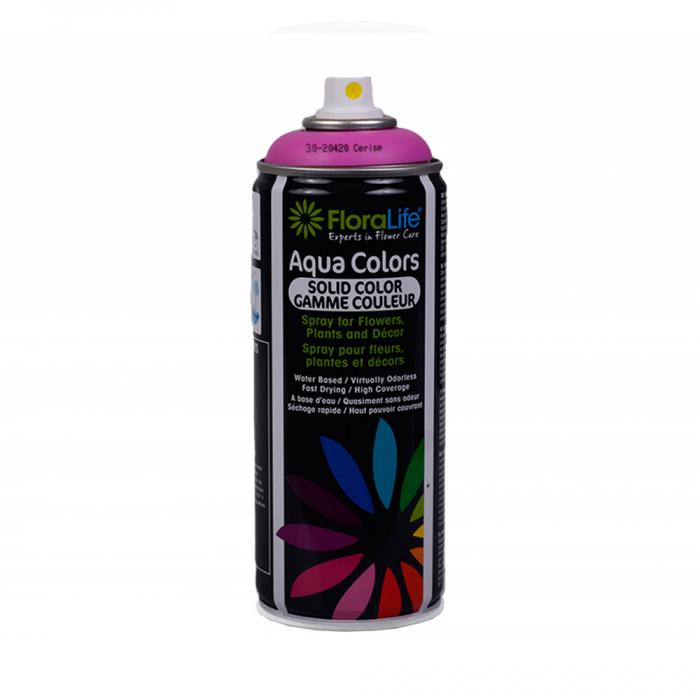 FLORALIFE® Spray aqua color cerise [0]