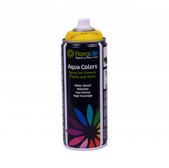FLORALIFE® Spray aqua color galben [0]