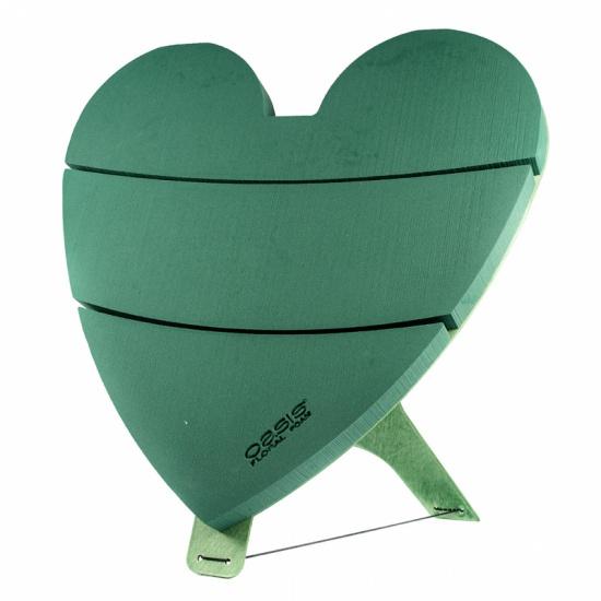 OASIS® Inima titan cu stativ 75 cm [0]