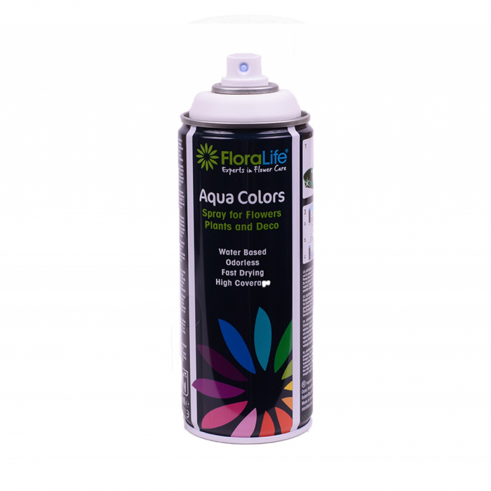 FLORALIFE® Spray aqua color alb [0]