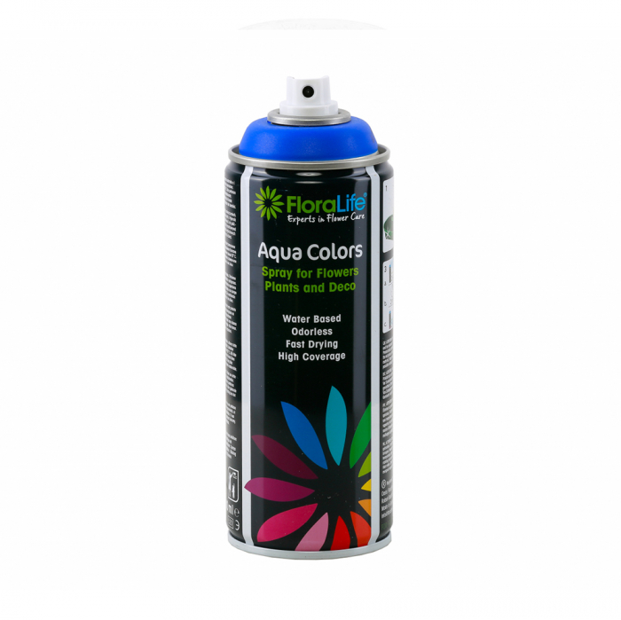 FLORALIFE® Spray aqua color albastru [0]