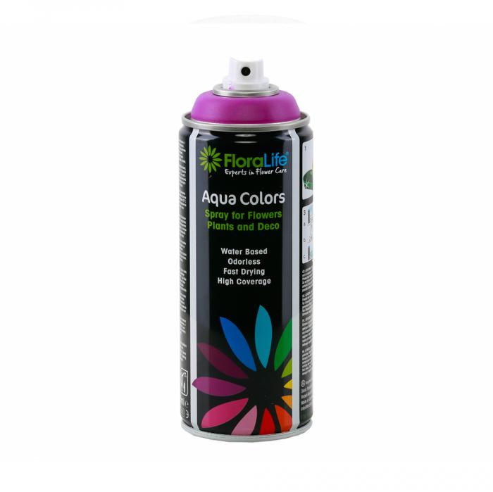 FLORALIFE® Spray aqua color fuchsia [0]
