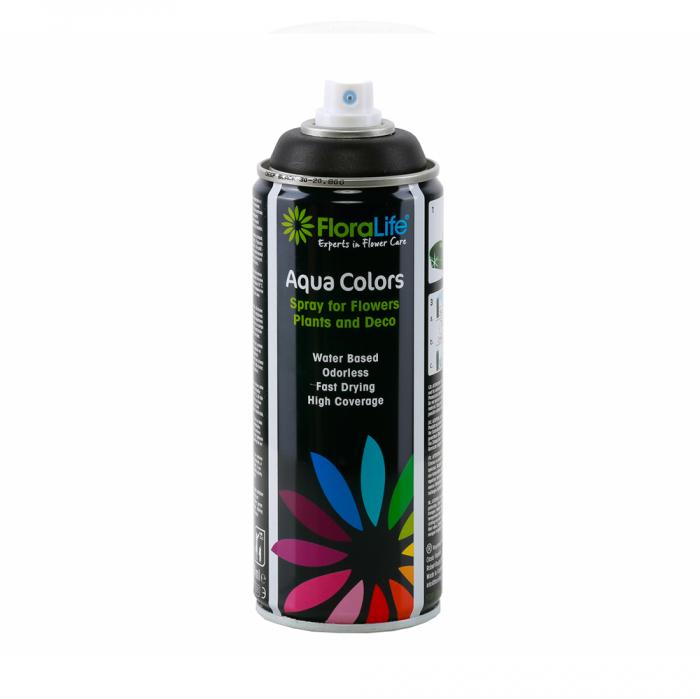FLORALIFE® Spray aqua color negru [0]