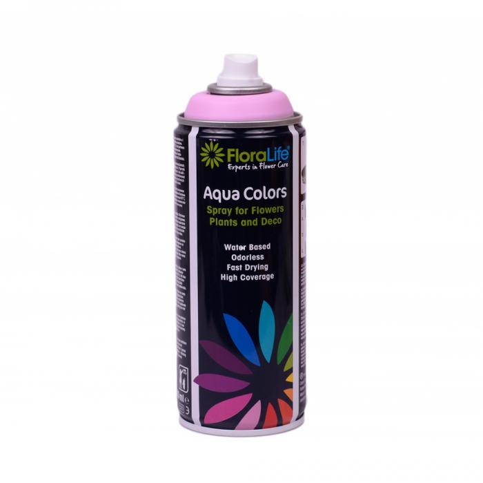 FLORALIFE® Spray aqua color roz [0]