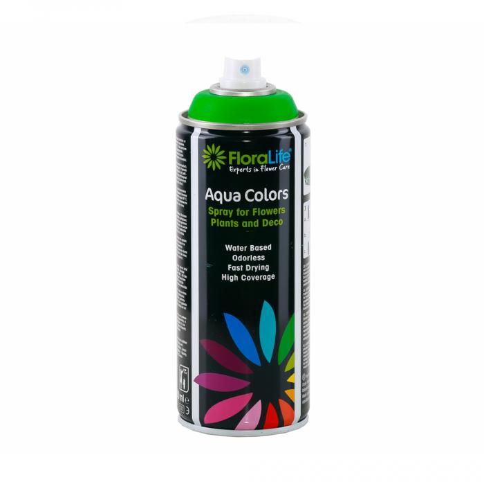 FLORALIFE® Spray aqua color verde [0]