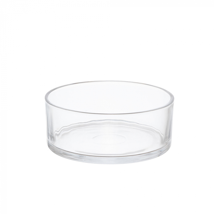 Vas sticla rotund 19 cm [0]