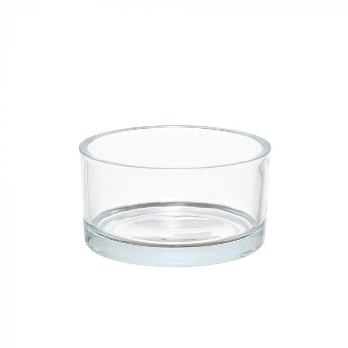 Vas sticla rotund 15 cm [0]