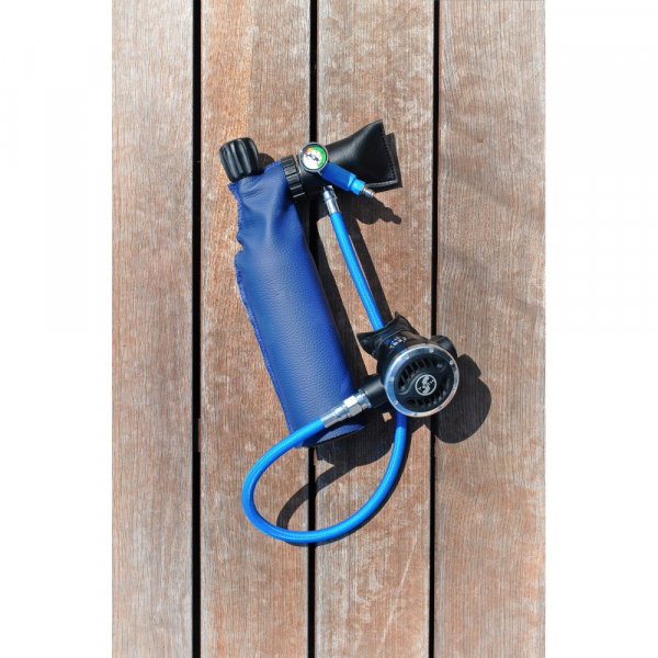 MiniDive Pro (0,5 L) + Yoke  Filing station + Harness 13
