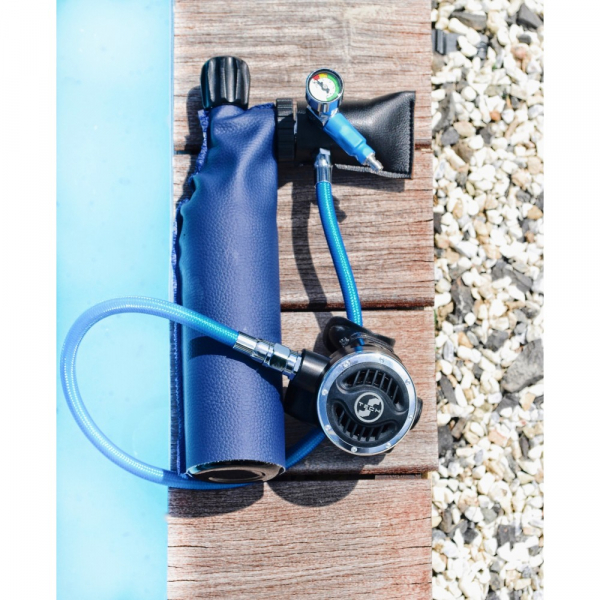 MiniDive Pro (0,5 L) + Yoke  Filing station + Harness 14