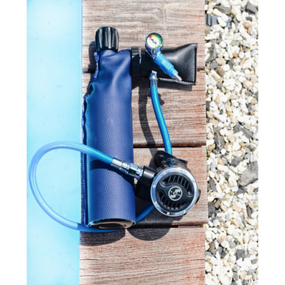 MiniDive Pro (0,5 L) + Yoke  Filing station + Harness14