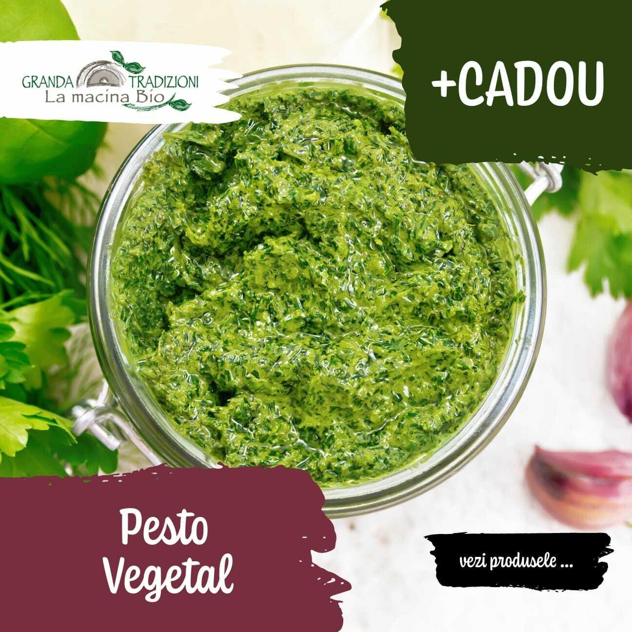 Pesto vegetal