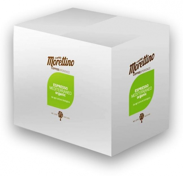 50 Monodoze de cafea macinata bio Morettino [0]