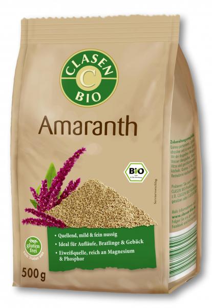 Amaranth bio Clasen Bio [0]