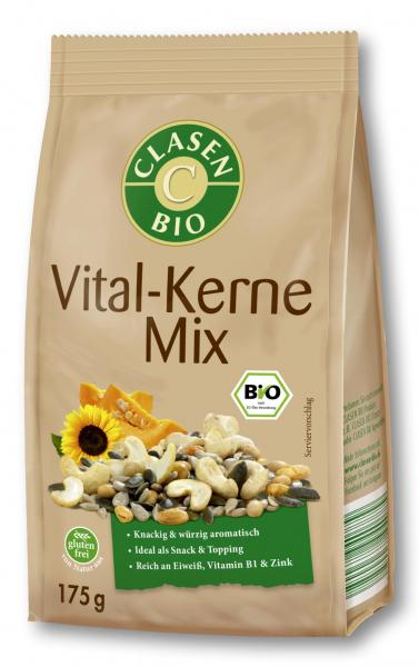 Amestec bio Vital din seminte, soia si caju Clasen Bio [0]