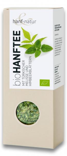 Ceai de canepa si amestec din plante bio Hanf & Natur [0]