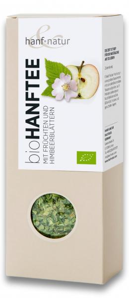 Ceai de canepa si fructe bio Hanf & Natur [0]