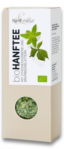 Ceai de canepa si lamaita bio Hanf & Natur [0]